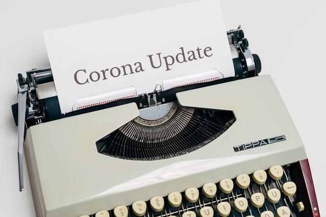 UPDATE Coronamaatregelen september 2021